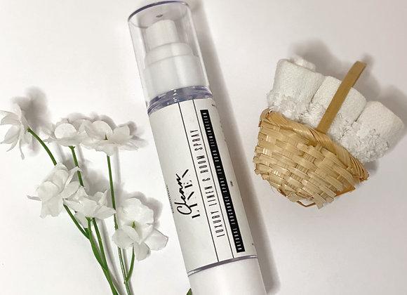 Clean Linen (Odor Eliminator) Room Spray