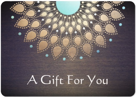 Gift Certificates available for 40% off list price of treatment!