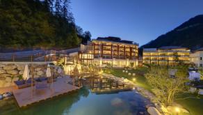 Resort Quellenhof im herrlichen Südtirol