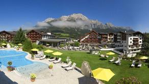 """Das fantastische Golf- und Wellnesshotel """"Der Krallerhof"""""""