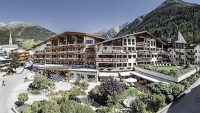 Das Central in Tirol: Alpines Luxushotel