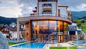 Schlosshotel Fiss- eines der besten Hotels der Alpen