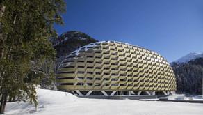 Spektakuläres Davoser Hotel - InterContinental Davos