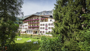 4-Sterne Berghotel Adula in Flims