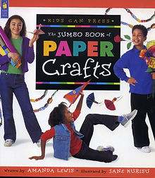 Jumbo Book Of Paper Crafts