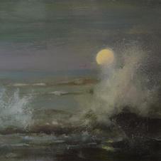 Neptune's Moon - 12 x 24