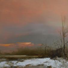 Winter's Promise - 16 x 20