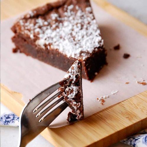 Chocolate con Harina de Almendras