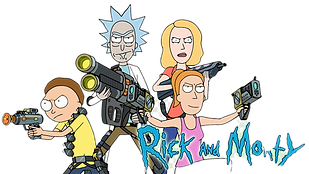 poster-wall-rick-and-morty-png-clip-art-