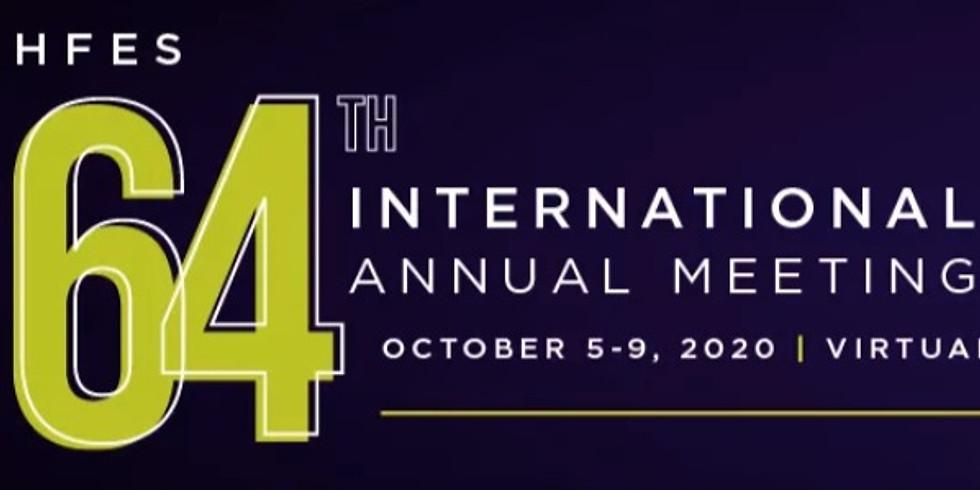 HFES 64th International Annual Meeting