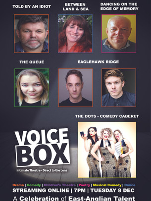 VOICE BOX - EPISODE 1