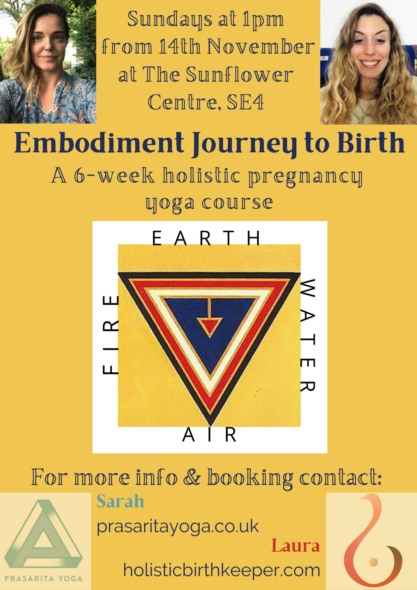 Embodiment Journey to Birth