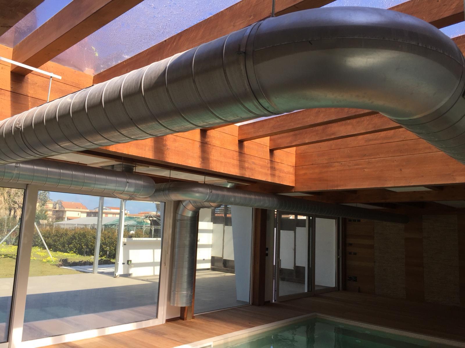 impianto  piscina
