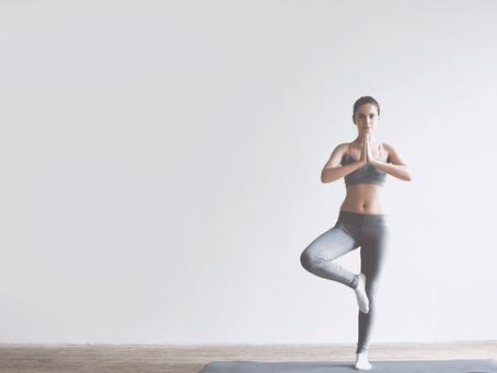 go slow yoga lessonを習慣に。