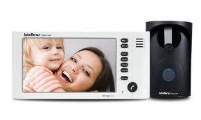 Video Porteiro Intelbras Iv 7000 LCD