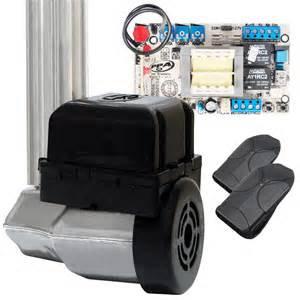 Kit Automatizador de Portão Basculante Ppa 1/4hp