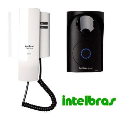 Porteiro eletrônico Intelbras PR 8000