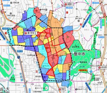 配布エリアを厳選する地域分析力
