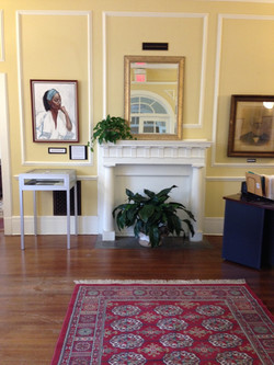 Display room in Cutrer Mansion