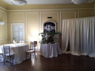 Display room in Cutrer Mansion