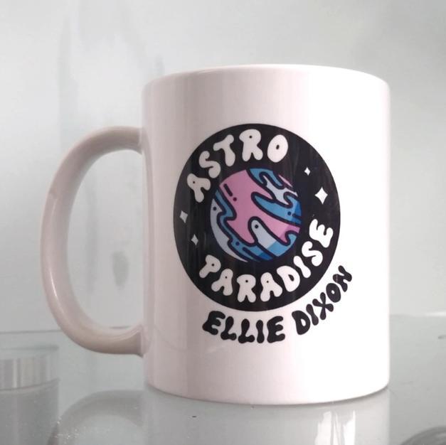 Astro Paradise Mug