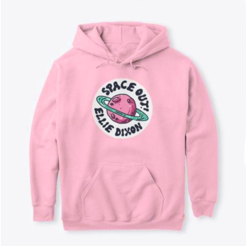 Space Out Hoodie