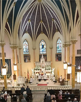 St Mary Mother of God sanctuary