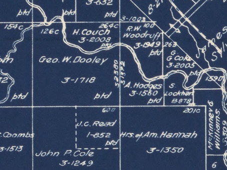 Do Tax Maps Create Titles? -- A Cautionary Tale for Land Surveyors.