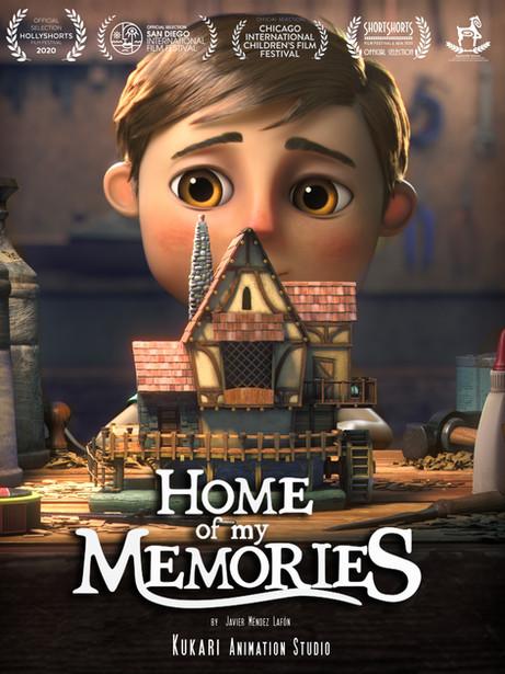 Home of my memories