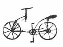 isMyDea - Genius Social Web Leonardo da Vinci Bicicletta