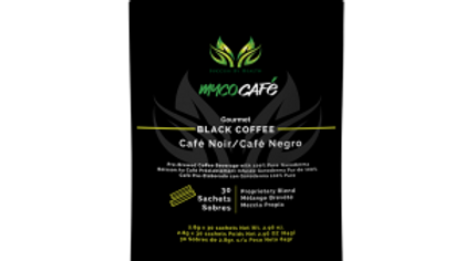 MYCOCAFE BLACK
