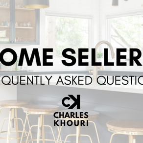 Home Seller Frequently Asked Questions
