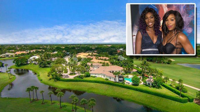 Venus & Serena Williams House For Sale