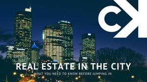 real estate in the city blog - ottawa real estate agent - charles khouri