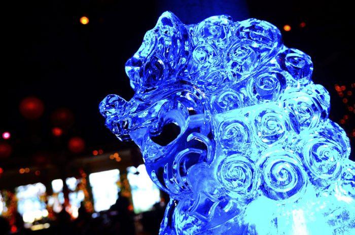 winterlude ice sculpture - winterlude 2019 Ottawa
