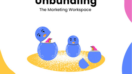 Unbundling the Marketing Workspace