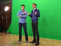 KED realiza comerciales de TV