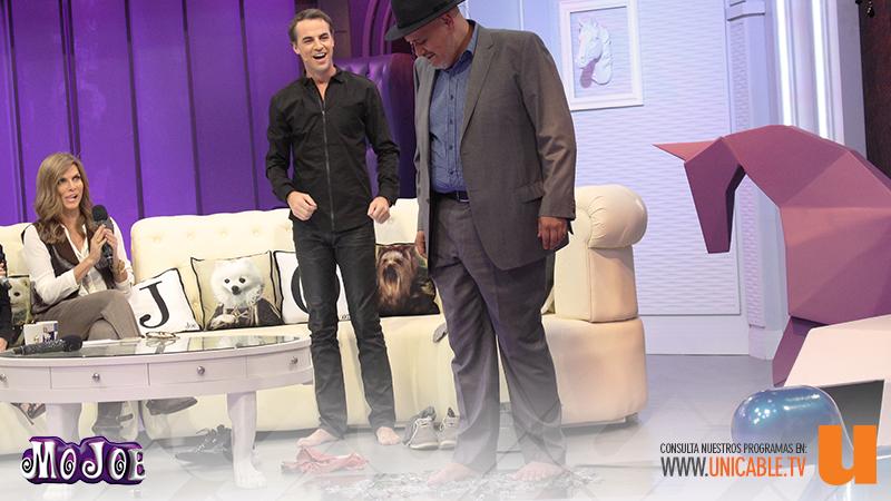 KED El Hombre Magia con Rene Franco en Mojoe Show para Eventos