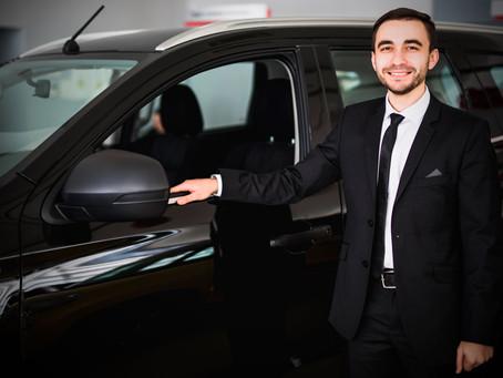 Todas las empresas necesitan un vehículo