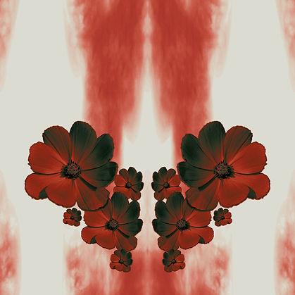 kunst-blumen-fototapete