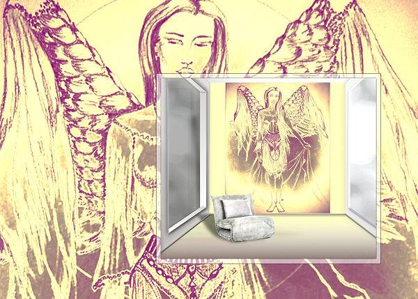 kinder-tapete-engel