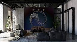 yoga-tapete Yin&Yang