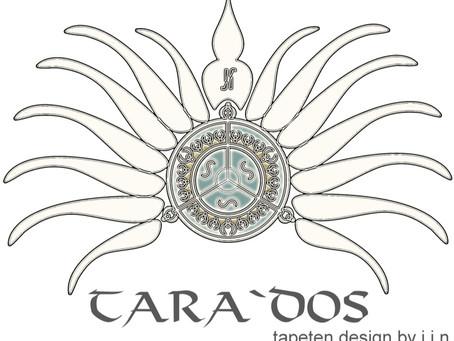 Das Logo von Tara´dos Tapeten Design wurde verändert