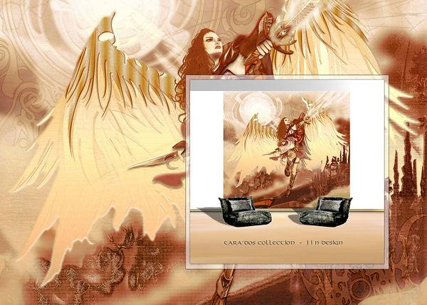 engel-wand-vliestapete