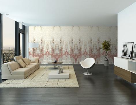 tapete Shaula mit kunst-tapeten wallpaper