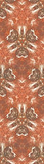 antique orange silver-tw3stra1-meb-1b-m1