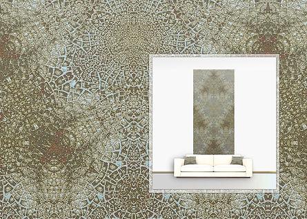 kroko-design-tapete