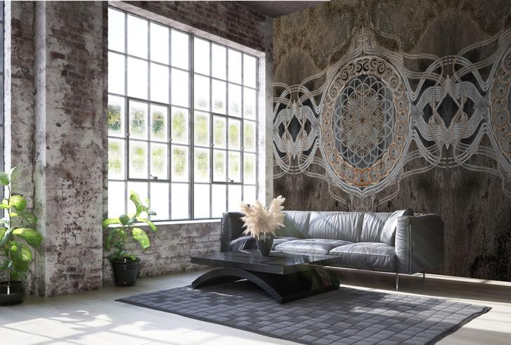 Kunst-Tapeten antik design orionis