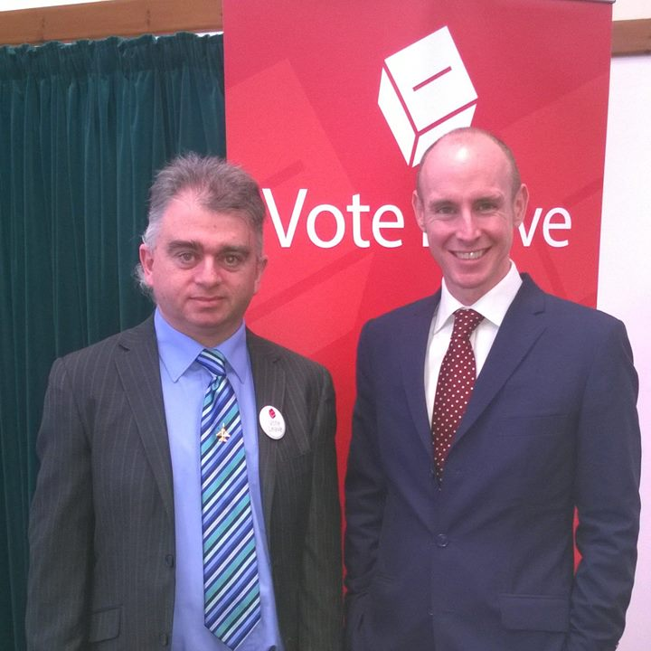 Meeting Daniel Hannan