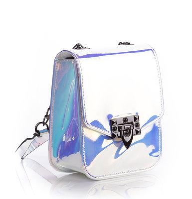 SANNY PHONE BAG - METALLIC PINK